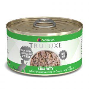 罐頭食品 WeRuVa 尊貴系列 野生卡瓦卡瓦吞拿魚 貓罐頭 寵物用品店推薦