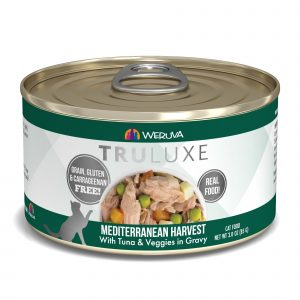 罐頭食品 WeRuVa 尊貴系列 野生鏗魚、蔬菜 貓罐頭 寵物用品店推薦