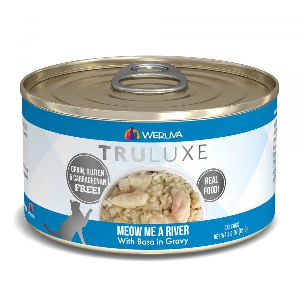 罐頭食品 WeRuVa 尊貴系列 野生鯰魚、魚湯 貓罐頭 寵物用品店推薦