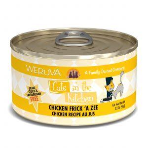 罐頭食品 WeRuVa 廚房系列 雞湯、無骨去皮雞肉 貓罐頭 寵物用品店推薦