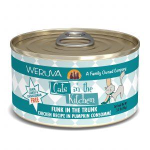 罐頭食品 WeRuVa 廚房系列 雞湯、無骨去皮雞胸肉、南瓜 貓罐頭 寵物用品店推薦