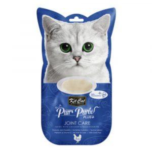 小食 Kit Cat Purr Puree Plus 關節護理 養生雞肉醬 60g 寵物用品店推薦