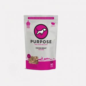 小食 Purpose 凍乾脫水 貓狗小食 (雞胸) 3oz 寵物用品店推薦
