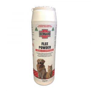 清潔用品 Saint Bernard 聖伯納德 寵物護理驅蝨粉 200g 寵物用品店推薦