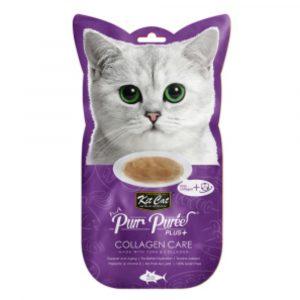 小食 Kit Cat Purr Puree Plus 膠原蛋白 養生吞拿魚肉醬 60g 寵物用品店推薦