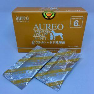 狗用產品 Aureo EF For Pet 黃金黑酵母 6ml 寵物用品店推薦