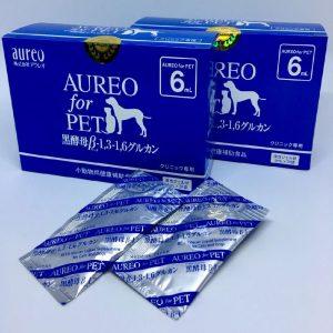 狗用產品 Aureo For Pet 黑酵母 寵物用品店推薦