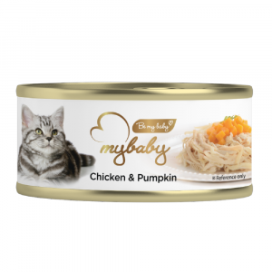罐頭食品 Be My Baby Chicken & Pumpkin 雞肉&南瓜 85g 寵物用品店推薦