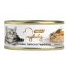 罐頭食品 Be My Baby Chicken, Salmon & Vegetables 雞肉, 三文魚&蔬菜 85g 寵物用品店推薦