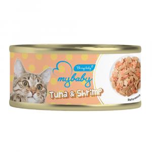 罐頭食品 Be My Baby Tuna & Shimp 吞拿魚&蝦 85g 寵物用品店推薦
