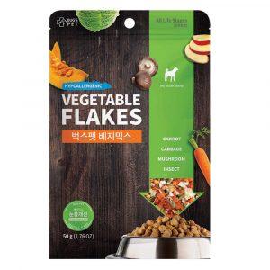 狗用產品 Bugs-Pet 良伴蔬菜(關節健康配方) 50g 寵物用品店推薦