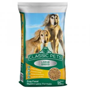 乾糧 加多寶 Classic Pets 成犬糧 15KG 寵物用品店推薦