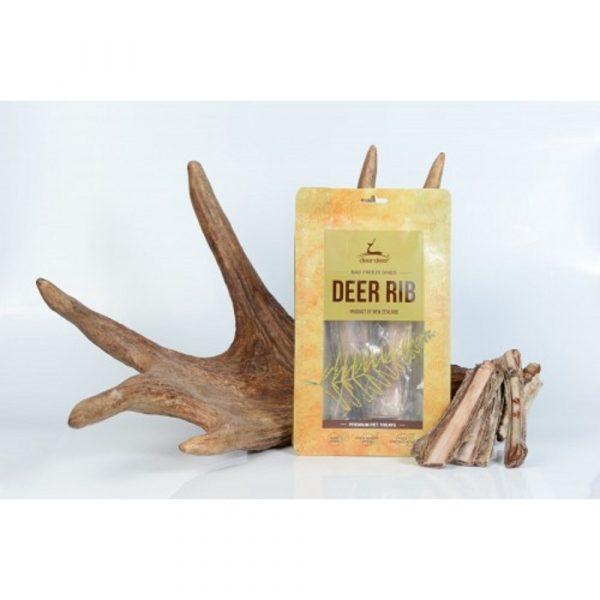 口腔護理 Dear Deer 鹿肋條 100g 寵物用品店推薦