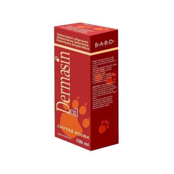 傷口護理 Dermasin Oil 抗真菌油 寵物用品店推薦