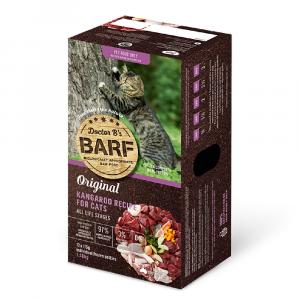 急凍糧食 Dr. B 急凍貓糧 – 袋鼠肉 (12片) 寵物用品店推薦
