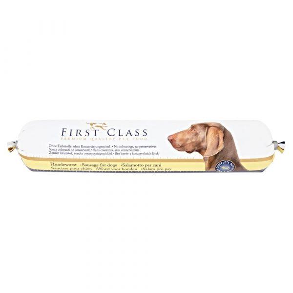 小食 First Class All Meat Sausage 500g 寵物用品店推薦