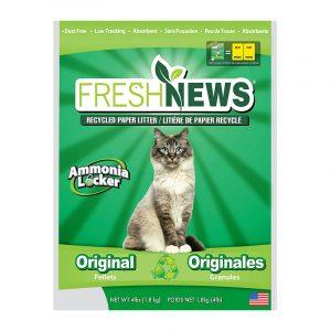 貓用產品 Fresh News 環保紙貓砂 寵物用品店推薦