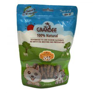 小食 Grandee 蟲草花鱷魚肉 50G 寵物用品店推薦