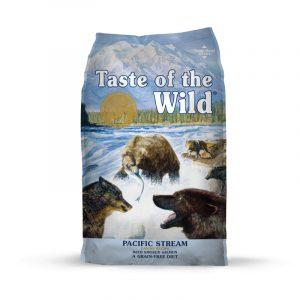 乾糧 Diamond Taste of the Wild Pacific Stream Canine Recipe with Smoked Salmon 無穀物 煙燻三文魚配方(成犬糧) 寵物用品店推薦