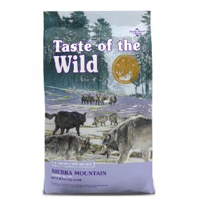 乾糧 Diamond Taste of the Wild Sierra Mountain Canine Recipe with Roasted Lamb 無穀物 烤羊肉配方(全犬糧) 寵物用品店推薦