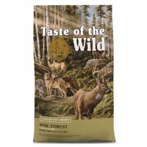 乾糧 Diamond Taste of the Wild Pine Forest Canine Recipe with Venison & Legumes 無穀物 鹿肉+鷹嘴豆配方(全犬糧) 寵物用品店推薦