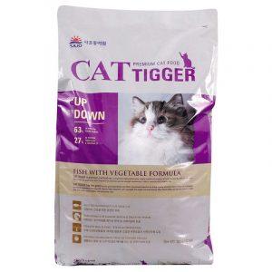 乾糧 Tigger 海洋角+蔬菜配方 貓糧 10kg 寵物用品店推薦