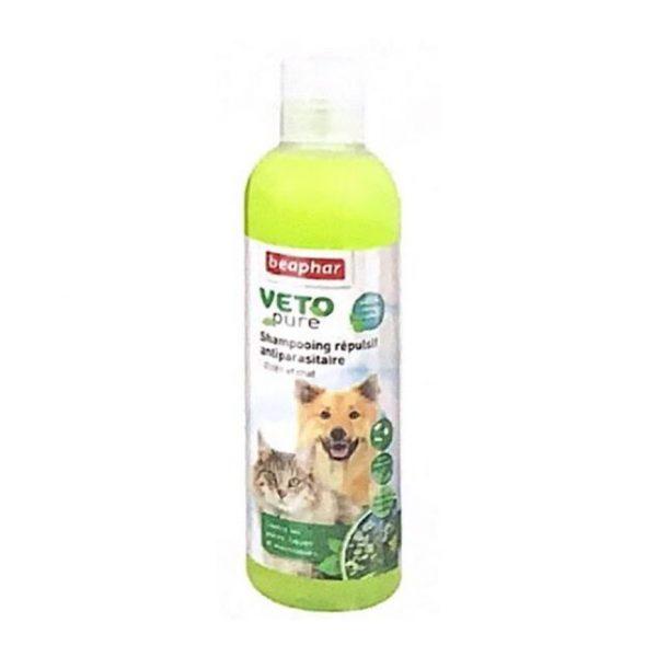 清潔用品 Beaphar VETO pure 洗毛水250ML 寵物用品店推薦