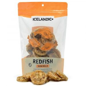 小食 Icelandic+ 冰島原隻羊角 冰島紅魚皮狗小食 3oz 寵物用品店推薦