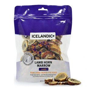 小食 Icelandic+ 冰島原隻羊角 冰島羊角脆片(狗潔齒小食) 4.5oz 寵物用品店推薦