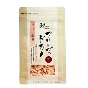 小食 Michinoku Farm 凍乾蝦 30g 寵物用品店推薦