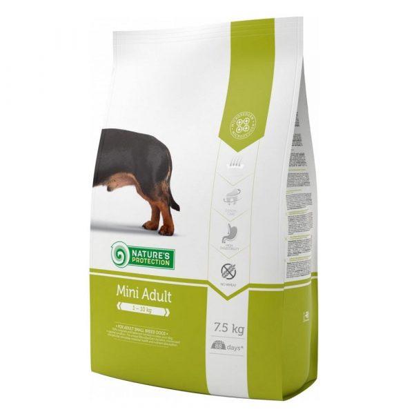 乾糧 Nature's Protection 小型成犬糧 (雞、魚) 寵物用品店推薦