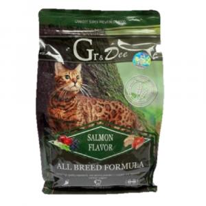 乾糧 Grandee 王室貴族貓糧 (三文魚+雞肉) Premium Cat Food( Salmon) 寵物用品店推薦