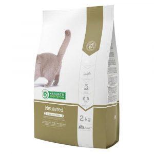 乾糧 Nature's Protection 絕育及體重控制貓糧 寵物用品店推薦