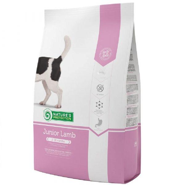 乾糧 Nature's Protection 羊肉全犬種幼犬糧 (羊、魚) 寵物用品店推薦