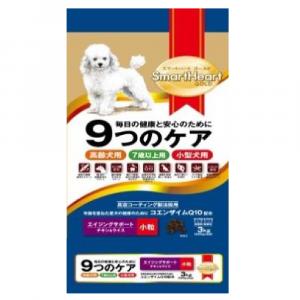 乾糧 Smart Heart 金裝 雞肉配方 老犬糧 3KG 寵物用品店推薦