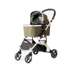 手推車及手提箱 Piccolo Cane Carino II 寵物手推車 (含雨檔) 寵物用品店推薦