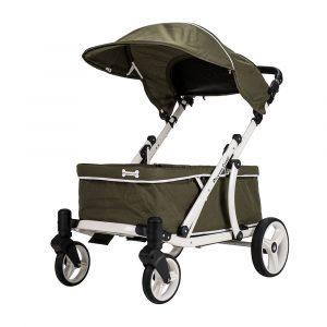 手推車及手提箱 Piccolo Cane Crea 寵物手推車 (含雨檔) 寵物用品店推薦