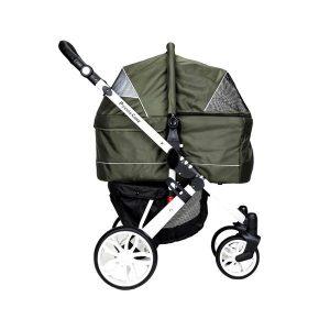 手推車及手提箱 Piccolo Cane Tanto II 寵物手推車 (含雨檔) 寵物用品店推薦