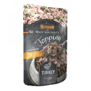 即食湯包 德至專 Belcando Mastercraft Topping 狗濕包 (火雞 Turkey) 100g 寵物用品店推薦