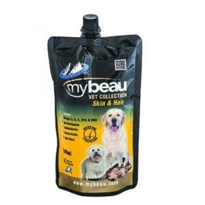 傷口護理 Mybeau 紐西蘭營養啫哩系列皮毛護理配方 300ml 寵物用品店推薦