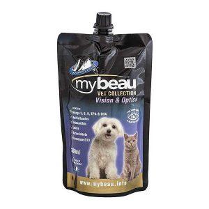 狗用產品 Mybeau 紐西蘭營養啫哩系列視力護眼配方 300ml 寵物用品店推薦