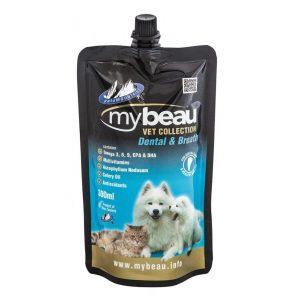 口腔護理 Mybeau 紐西蘭營養啫哩系列護齒除口氣配方 300ml 寵物用品店推薦