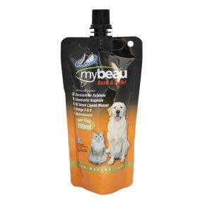 狗用產品 Mybeau 紐西蘭營養啫哩系列關節骨骼配方 300ml 寵物用品店推薦
