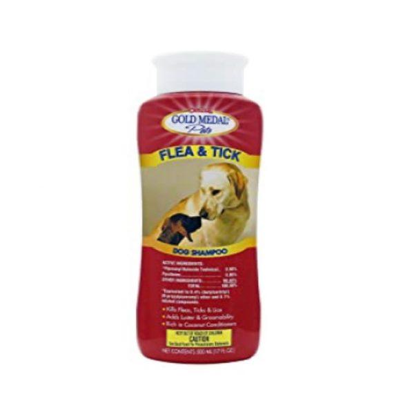 清潔用品 Cardinal 強力除蚤洗毛水 (貓犬) 寵物用品店推薦