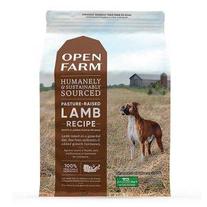 乾糧 Open Farm 無穀物放養羊蔬菜配方狗糧 寵物用品店推薦