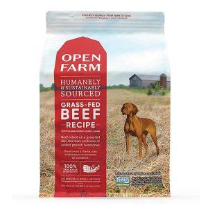乾糧 Open Farm 無穀物草飼牛肉配方狗糧 寵物用品店推薦