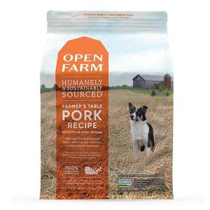 乾糧 Open Farm 無穀物豚肉蔬菜配方狗糧 寵物用品店推薦