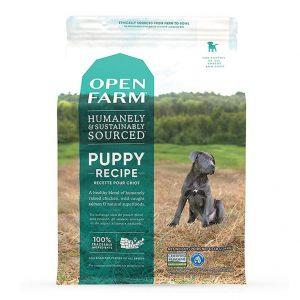 乾糧 Open Farm 無穀物野生三文魚走地雞配方 幼犬糧 寵物用品店推薦