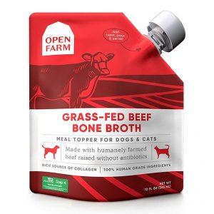 即食湯包 Open Farm 草飼牛肉鮮熬骨湯 12oz 寵物用品店推薦