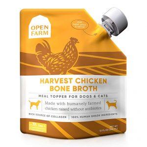 即食湯包 Open Farm 走地雞鮮熬骨湯 12oz 寵物用品店推薦
